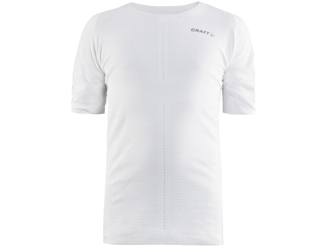 Craft CTM Roundneck SS Shirt Herren white